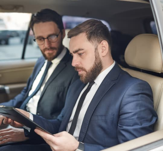 Chauffeur Business Paris
