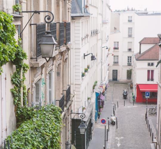 VTC toutes distances Paris