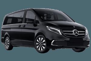 Mise à disposition van avec chauffeur prive VTC